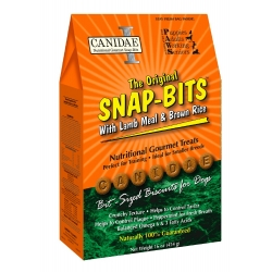 CANIDAE - Snap Bits - Lamb & Rice 16oz.