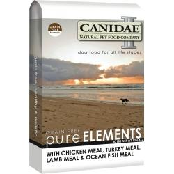 CANIDAE - PureELEMENTS - Grain Free Chicken, Turkey, Lamb & Fish - 30lb.